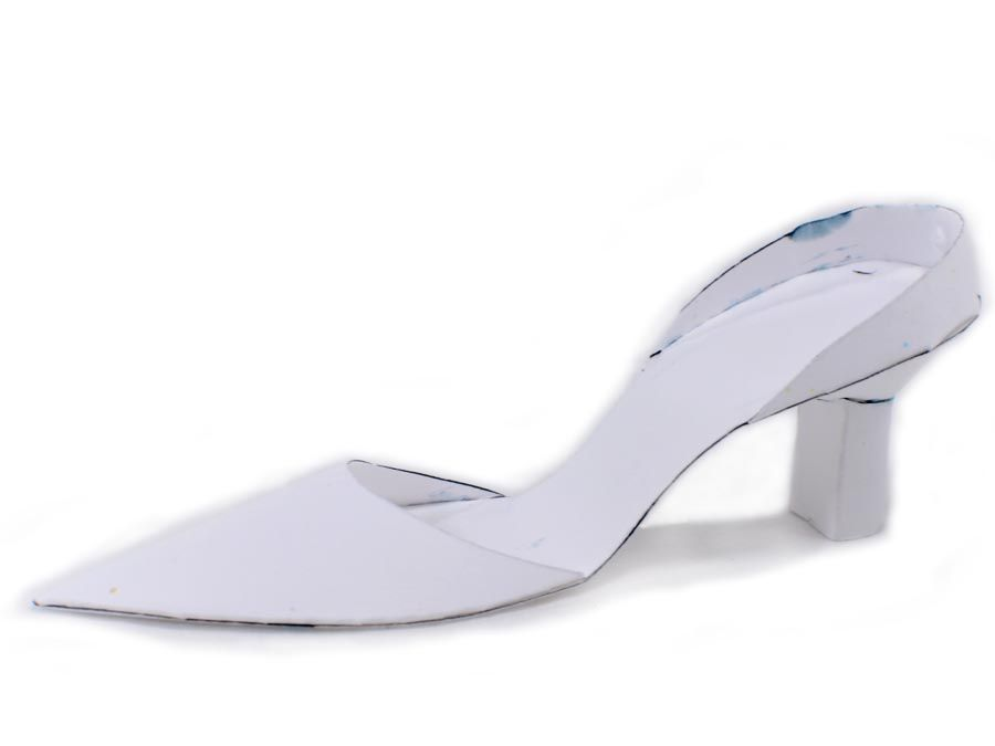 High heel paper shoe template kell belle studio did for High heel shoe template craft