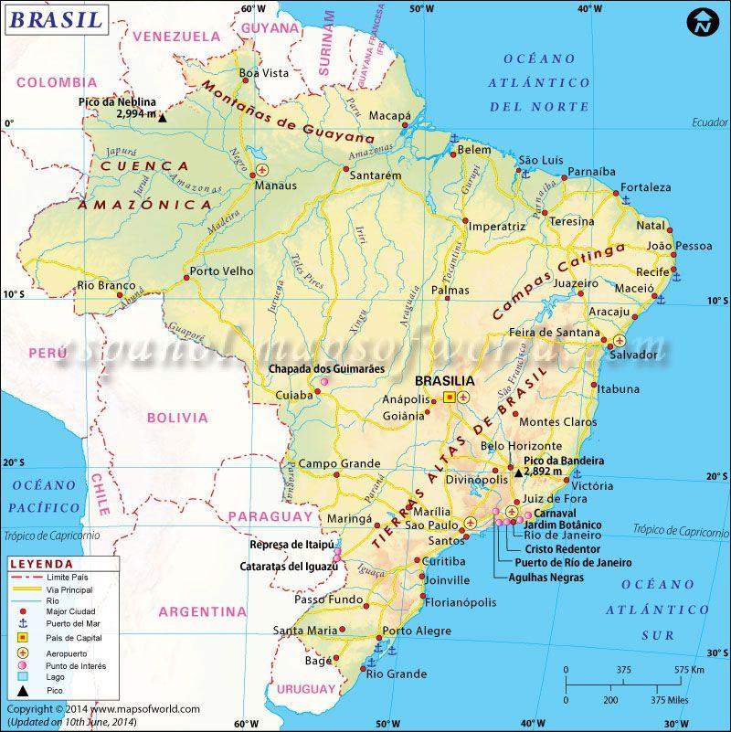 Mapa brasil mapa de brasil fortaleza sao paulo and venezuela mapa brasil mapa de brasil social studiessao paulobrazilsalvadorpuzzlevenezuelacountry mapsworld mapsrio gumiabroncs Choice Image