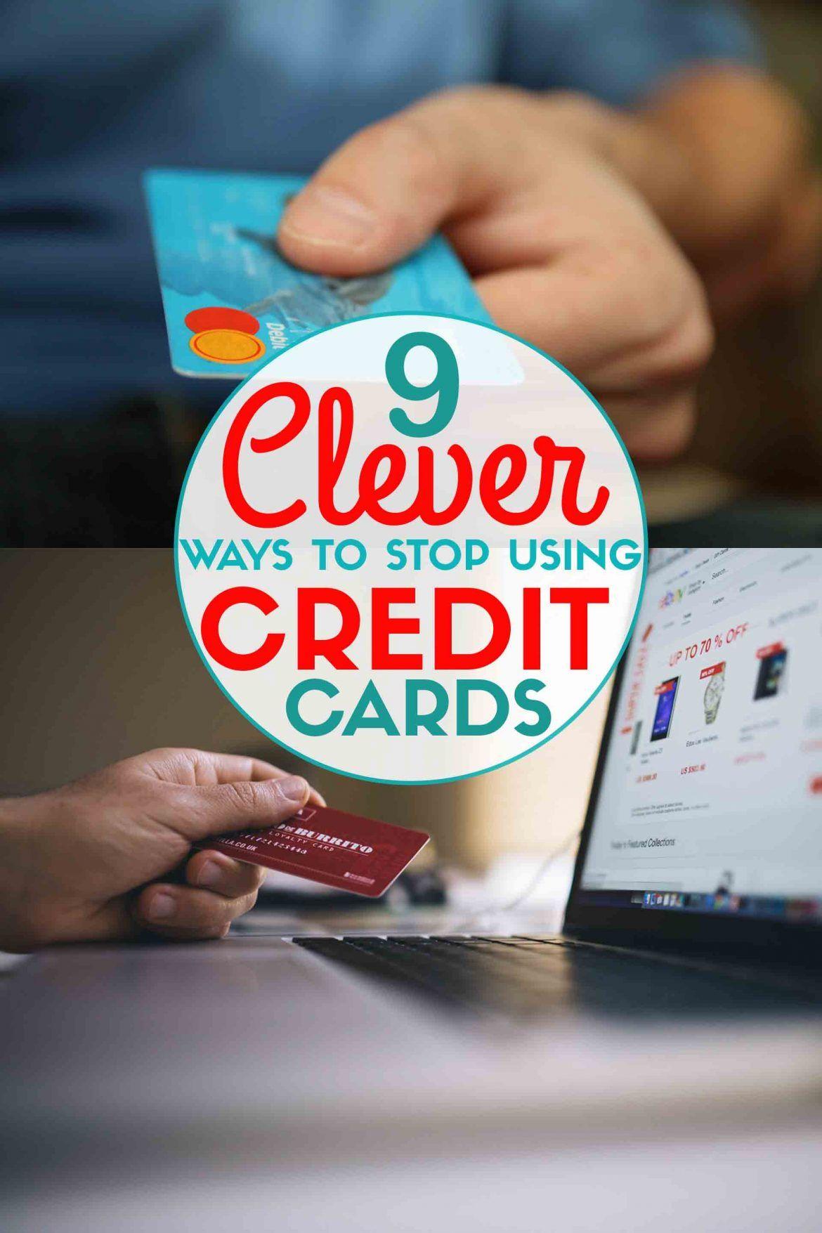 9 Möglichkeiten, die Verwendung Ihrer Kreditkarten rücksichtslos einzustellen   – Organization