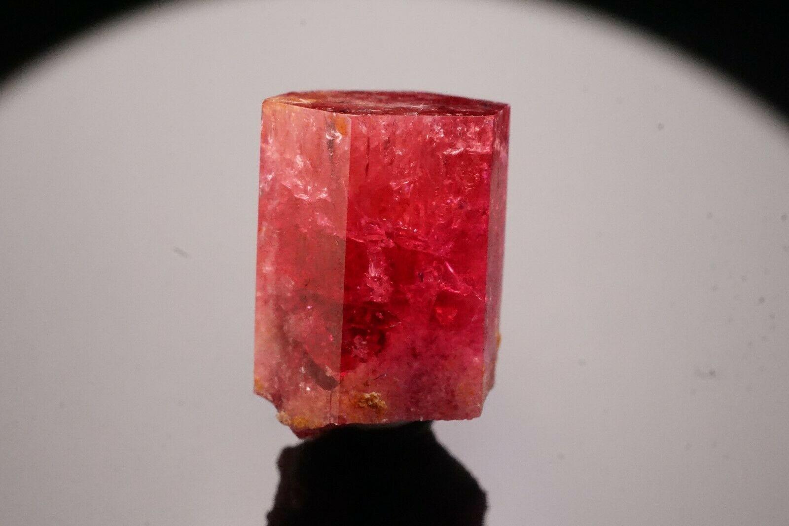 Details about RARE GEM Red Beryl Crystal WAH WAH MTS., UTAH #utahusa