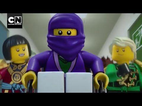 On The Run Ninjago Cartoon Network Youtube The