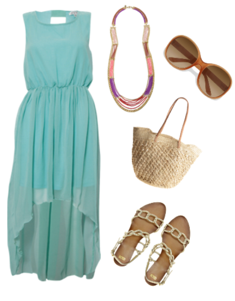 Perfect Day At The Beach Outfit Beach Wedding Guest Dress Beach