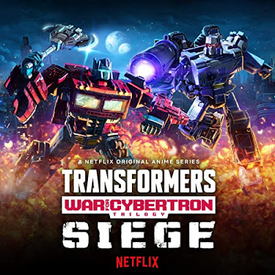 New Soundtracks TRANSFORMERS WAR FOR CYBERTRON TRILOGY