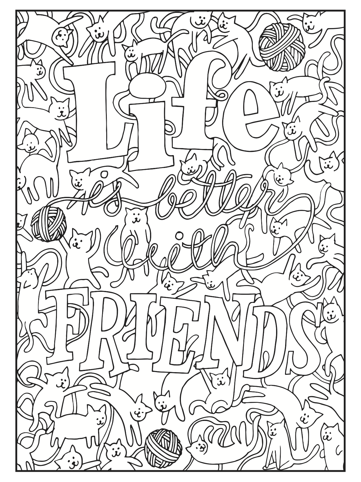 Choose From A Variety Of Free Coloring Pages From Our Coloring Book Creative Quotes Freep Quote Coloring Pages Inspirational Quotes Coloring Coloring Sheets