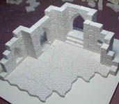 Making a dungeon diorama - posting for the awesome tips in the link