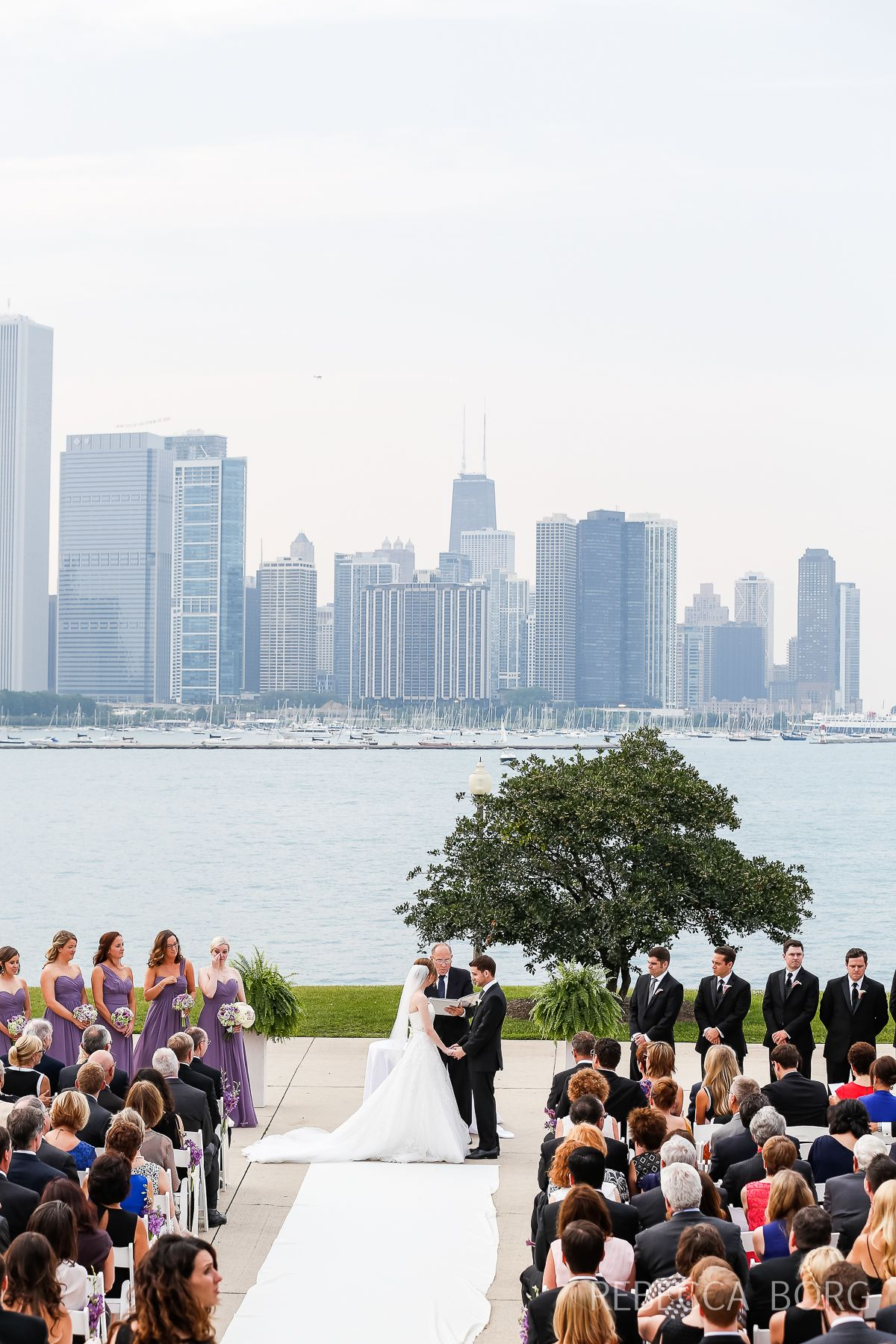 LISA & ROB Adler Wedding Photography Chicago