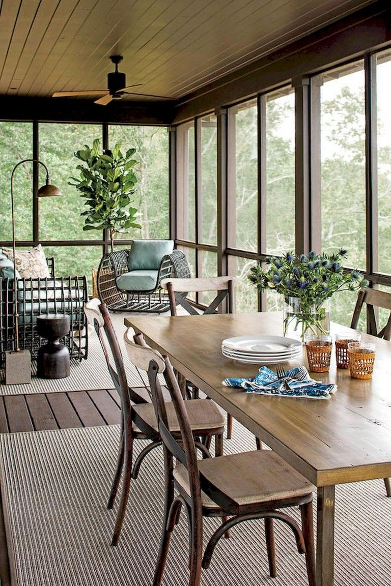 42 Comfy Lake House Living Room Decor Ideas House With Porch