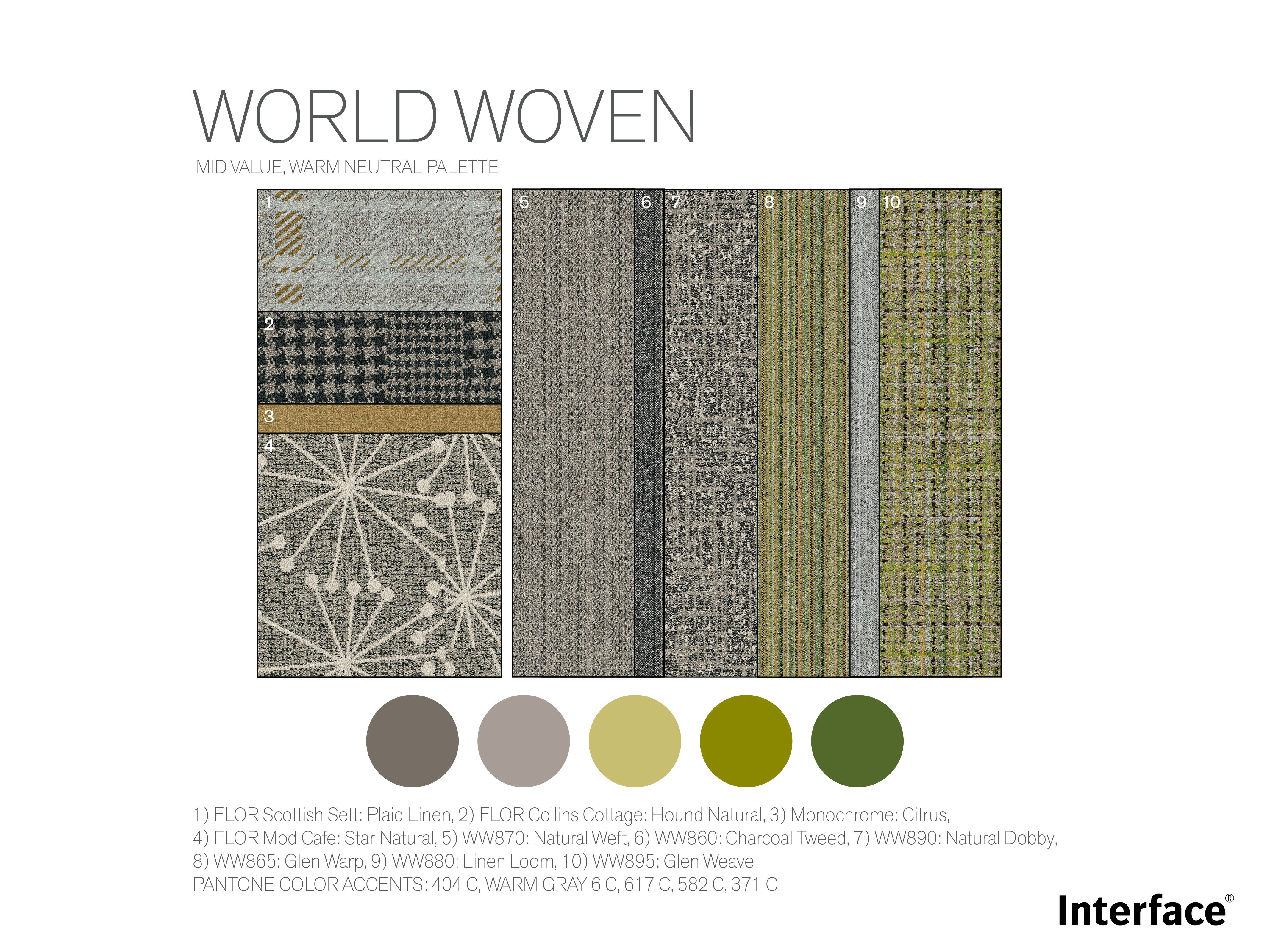 The world woven collection has green inspired office floor designs the world woven collection has green inspired office floor designs and other fun modern design baanklon Image collections