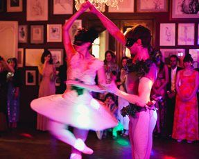 Midsummer Ballerinas - Ballet Dancers   London  UK