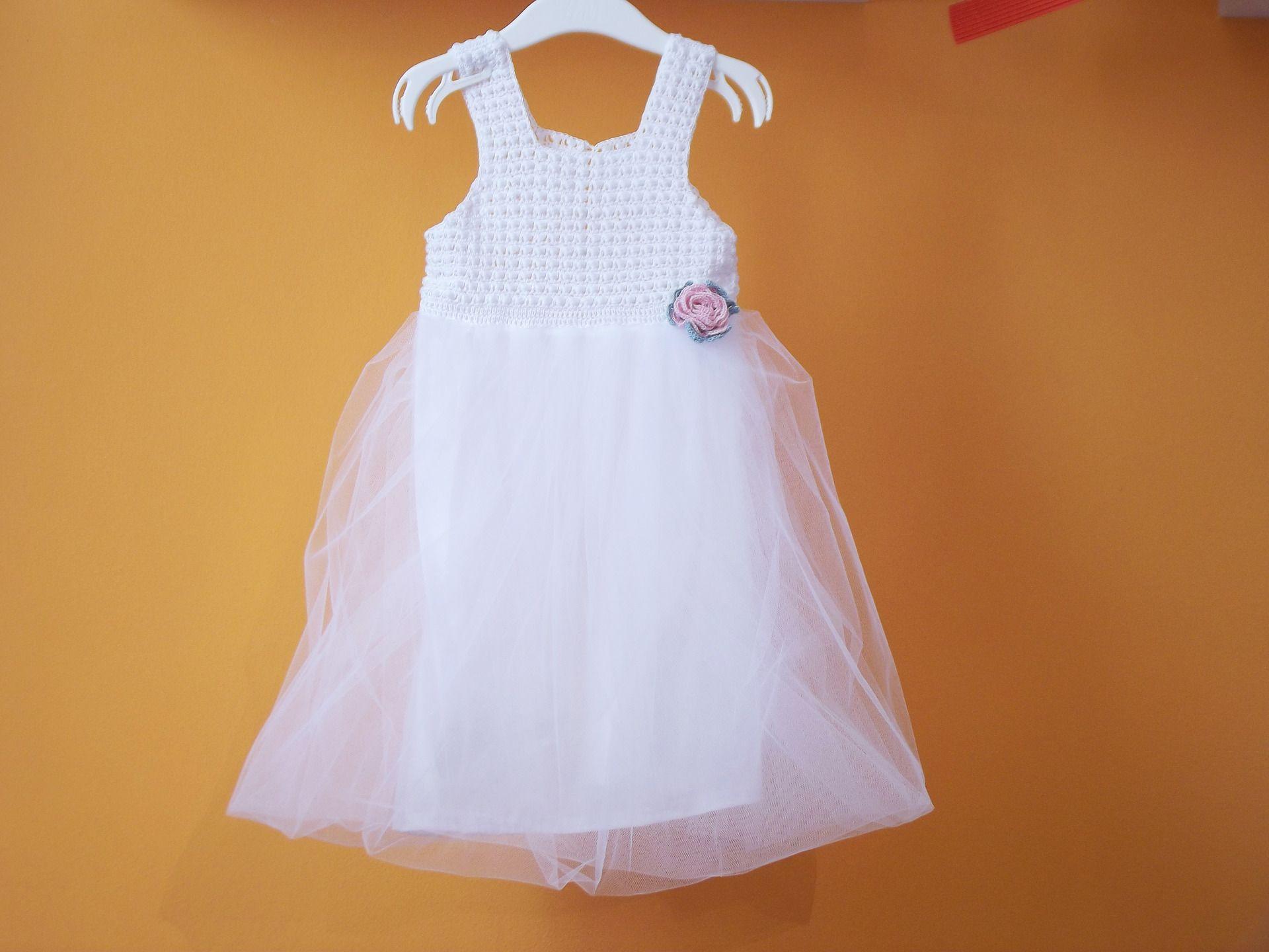 Vestito per Bambina da Damigella : Moda bambina di DolceCotone