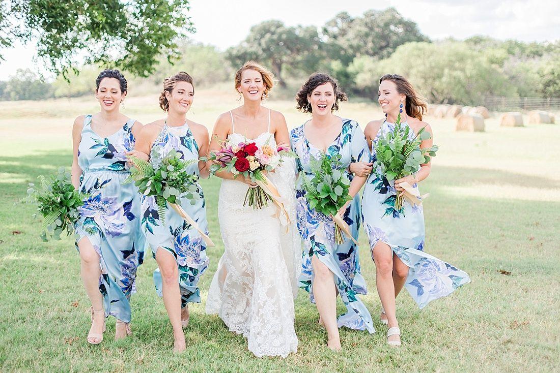 Navy and greenery botanical wedding at The Lodge at
