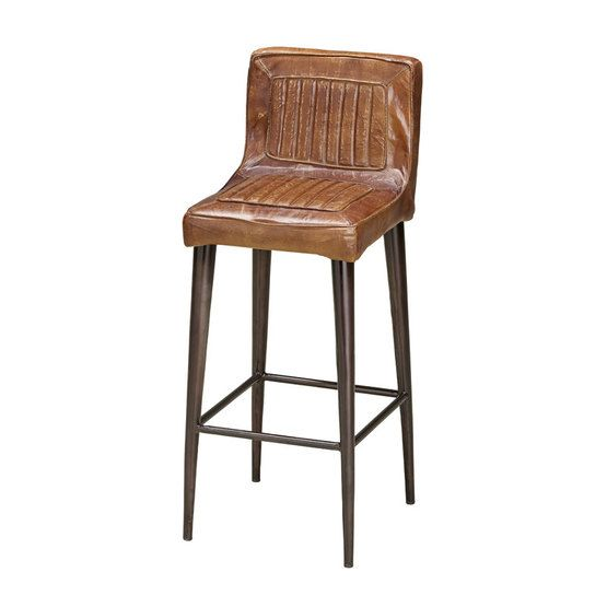 Healey Bar Stool With Back Healey Bar Stool With Back Andy