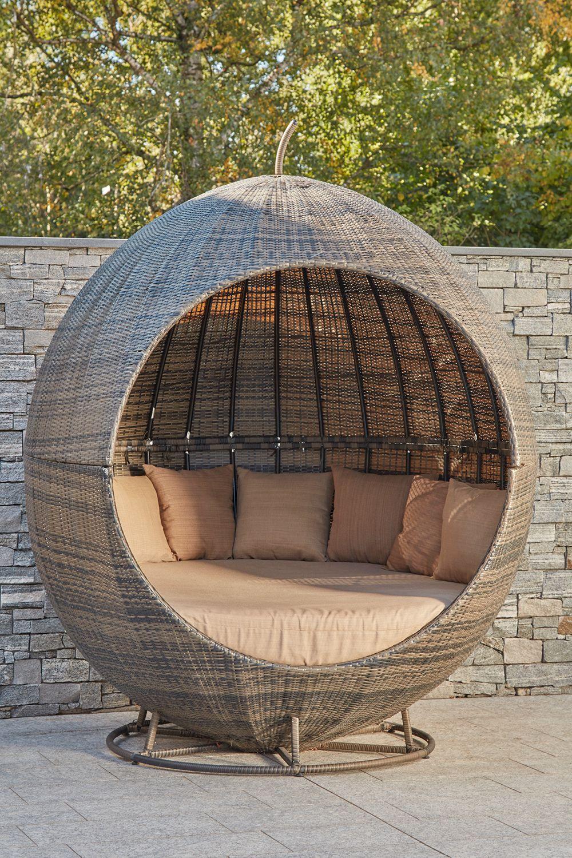 Gartenmuschel Pomona Gartenmuschel Hinterhof Terrassen Designs Zeitgenossische Gartengestaltung