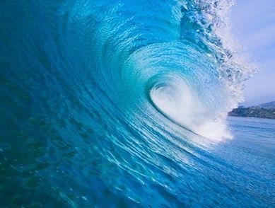 Onda No Mar Sea Pinterest Ocean And Ocean Waves