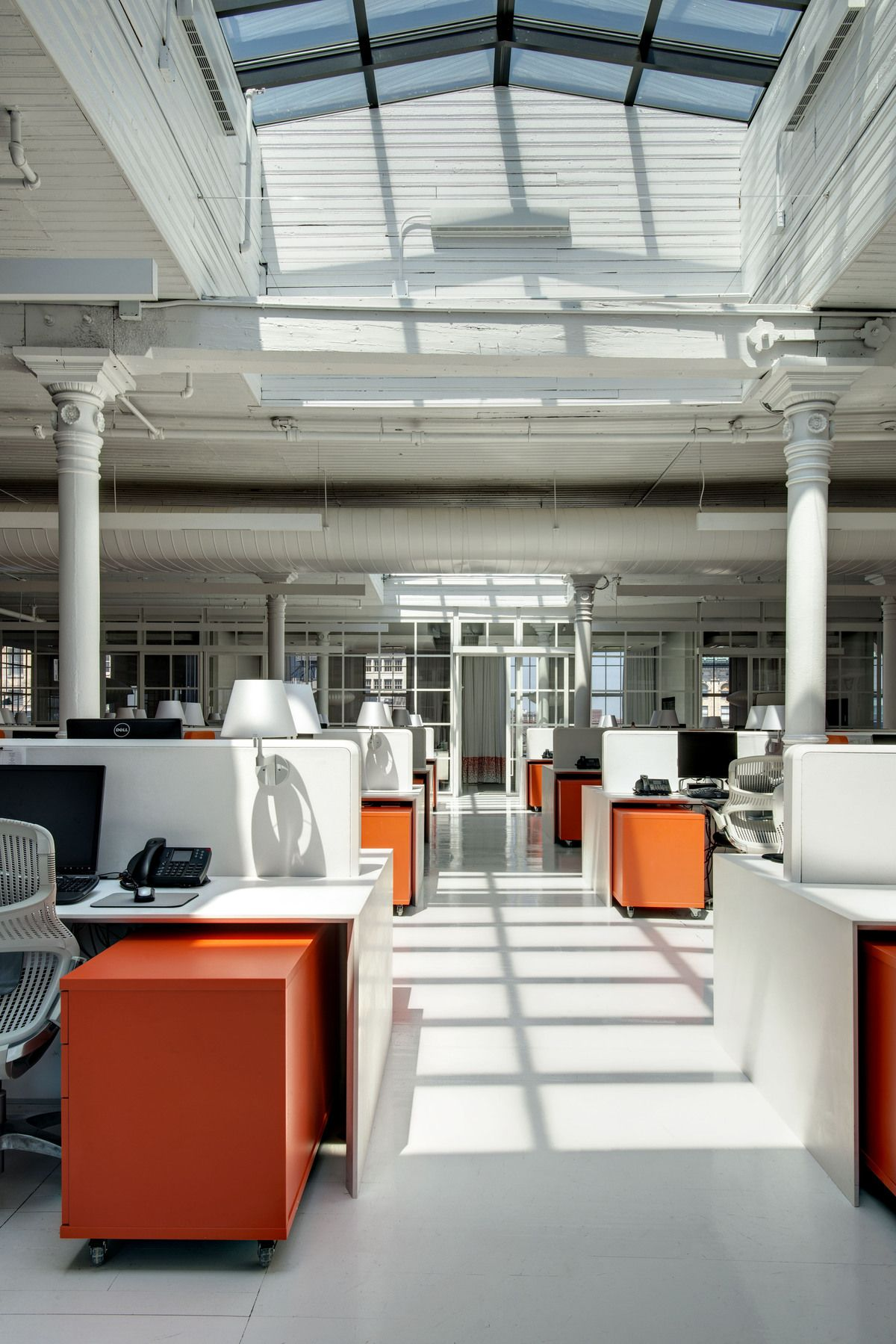 colorful office space interior design. BHDM Design Has Designed A New Office Space For Axiom Law Located In York City\u0027s Historic Puck Building. Dan Mazzarini \u0026 Brian Humphrey Of Colorful Interior