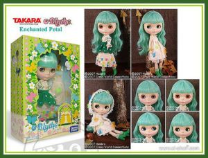 """Cappuccino Chat 1pc Takara Tomy Neo 12/"""" Blythe Doll Shop Exclusive"""