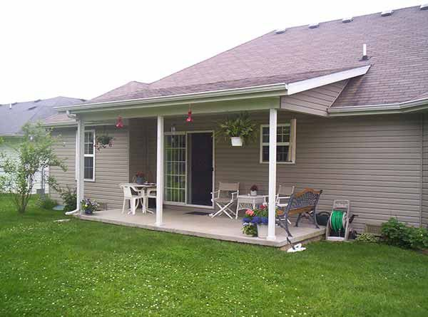 Patio Covers Pergolas Awnings Springfield Missouri Patio
