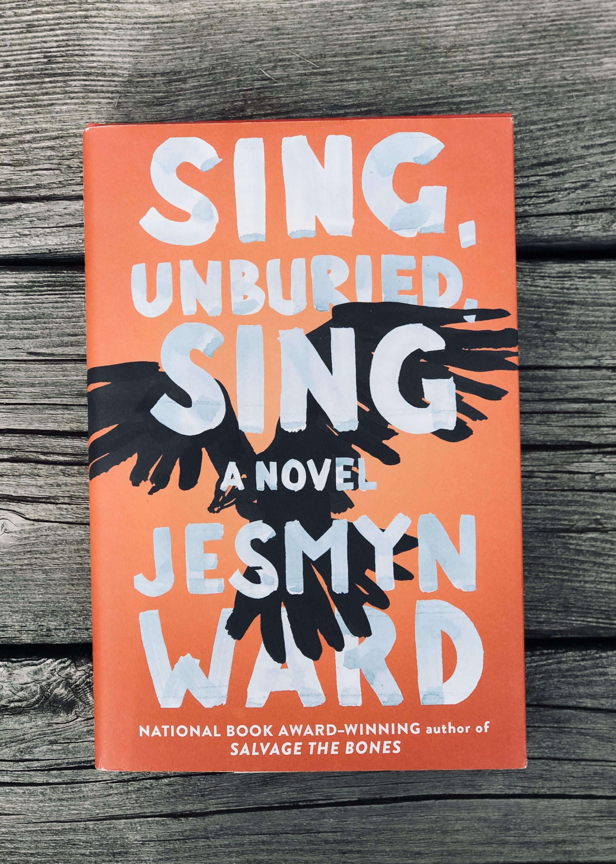 Sing, Unburied, Sing by Jesmyn Ward Books to read