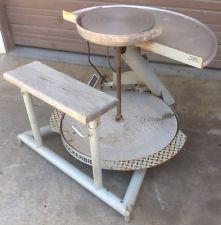 Lockerbie Potter S Wheel Model K Electrick Kick Wheel Potters