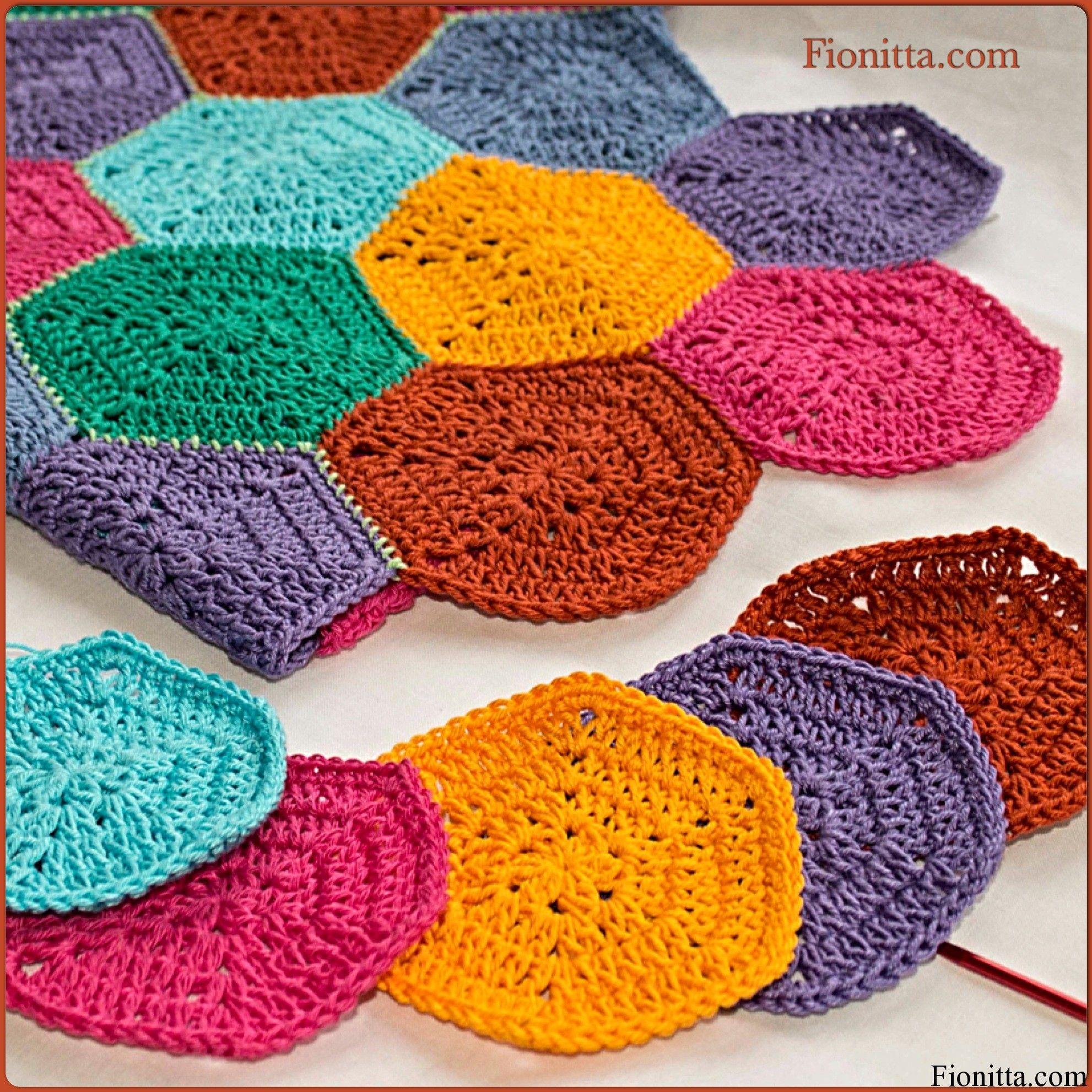 Crochet hexagon google keress anya pinterest crochet my rainbow crochet hexagon blanket bankloansurffo Image collections
