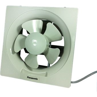 Panasonic Wall Mount Ventilating Fan 25cm Fv 25au9 Ventilation Fan Electric Lighter Fan