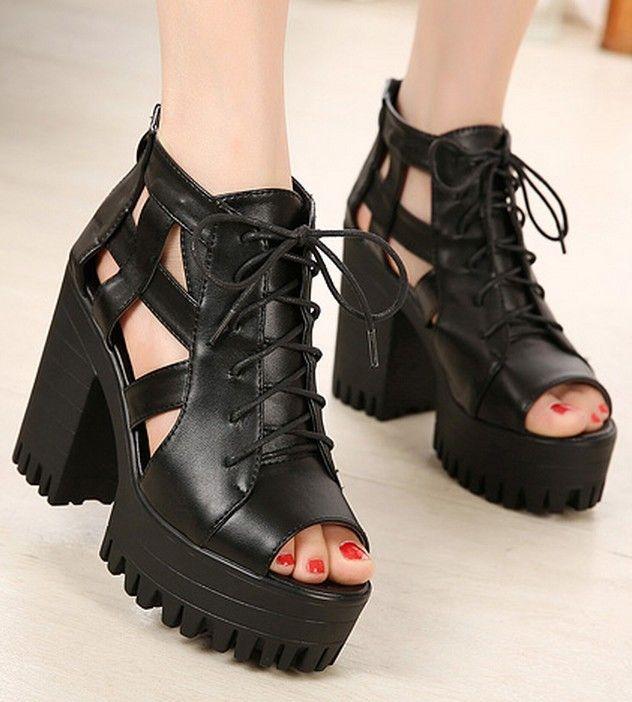 Women shoes, Womens sandals, Platform shoes
