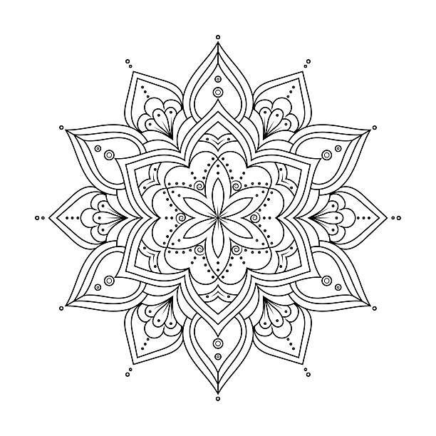Photo of 30 Geometric Mandala Designs ✎ Mandala Coloring, Ausmalbilder Mandala, Mandala…