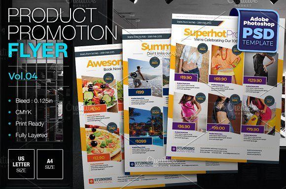 Multipurpose Product Promotion Flyer By Kitcreativestudio2 On