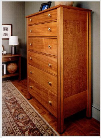 Picture Of How To Build A 6 Drawer Dresser