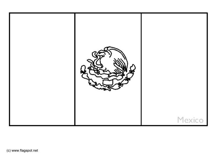 Malvorlagen In Mexiko Malvorlage Mexiko Ausmalbild 6357 Free Flag Coloring Pages Coloring Pages Coloring Pages Inspirational