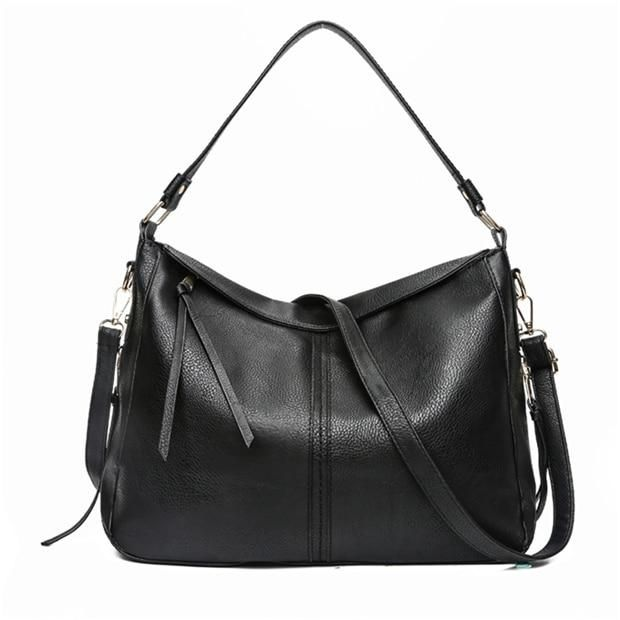 222d74a936cc Buy large tote bags hobo soft leather ladies at Narvay.com.Women s Vintage  Genuine