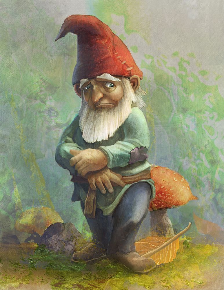 Garden Gnomes Will Be Appearing At The Chelsea Flower Show This