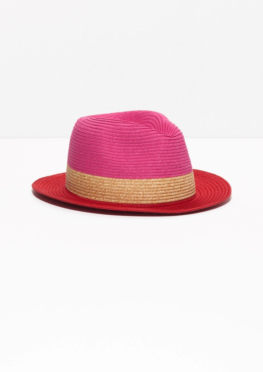 & Other Stories | Straw Fedora