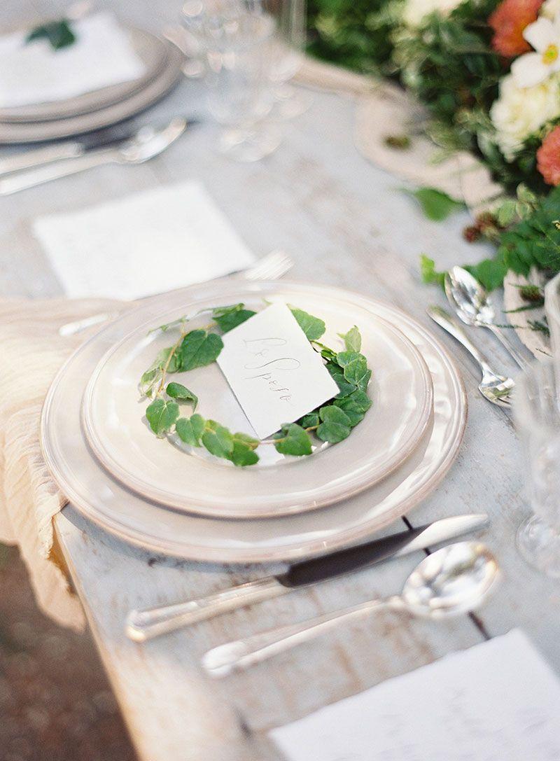 Wedding Planner and Stylist | Honey & Cinnamon Italian Wedding ...