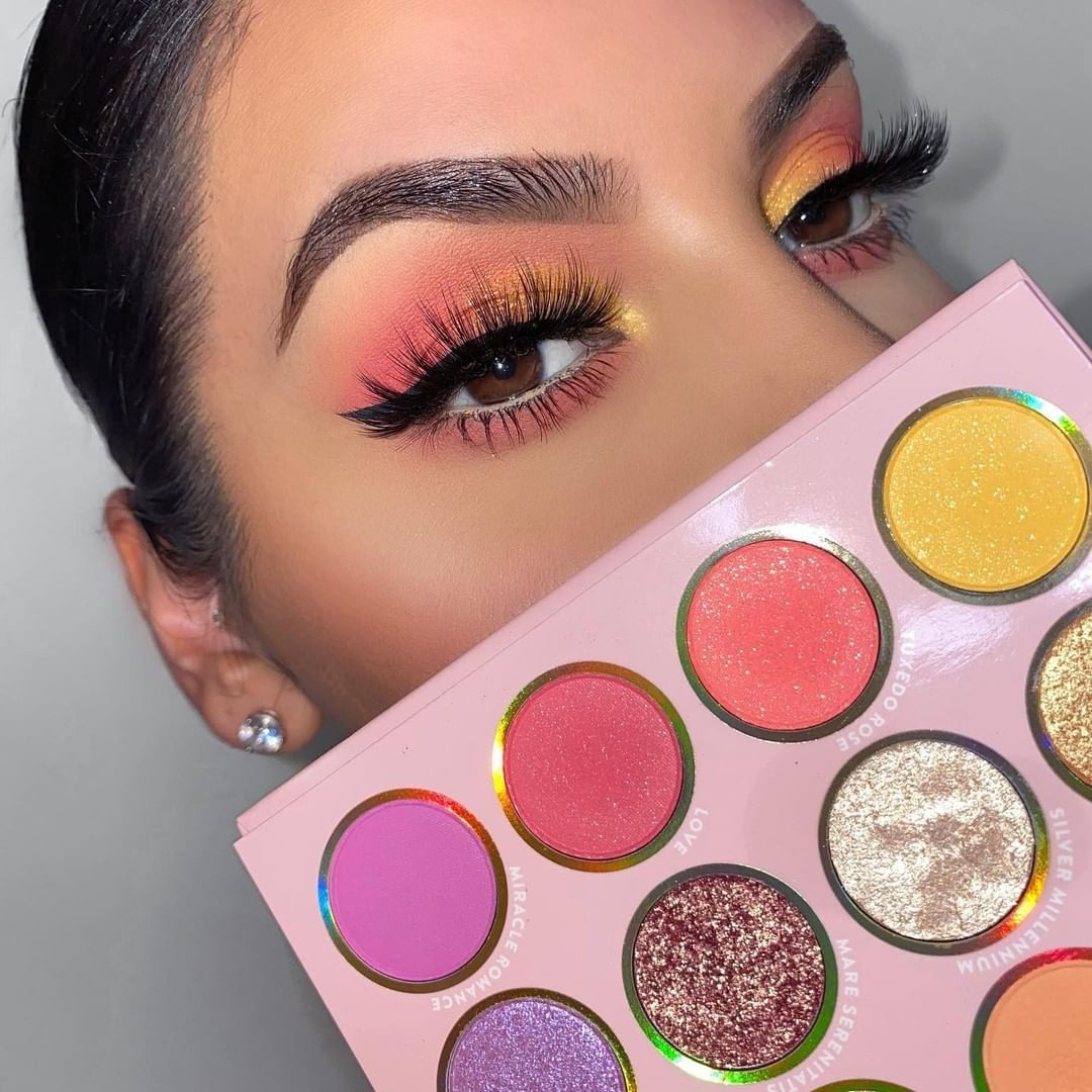 Colourpop Cosmetics On Instagram Sailor Moon Inspired The Highly Anticipated Sailor Moon X Colourpop In 2020 Colourpop Cosmetics Colourpop Eye Makeup Styles