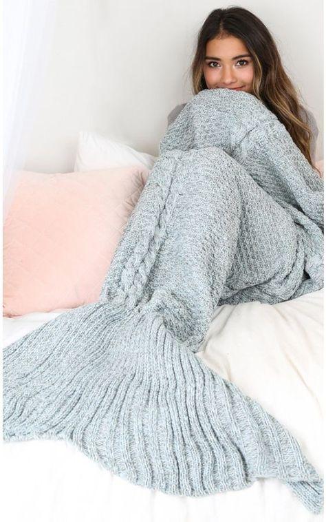 Crochet Mermaid Blanket Tutorial Youtube Video DIY | crochet ...