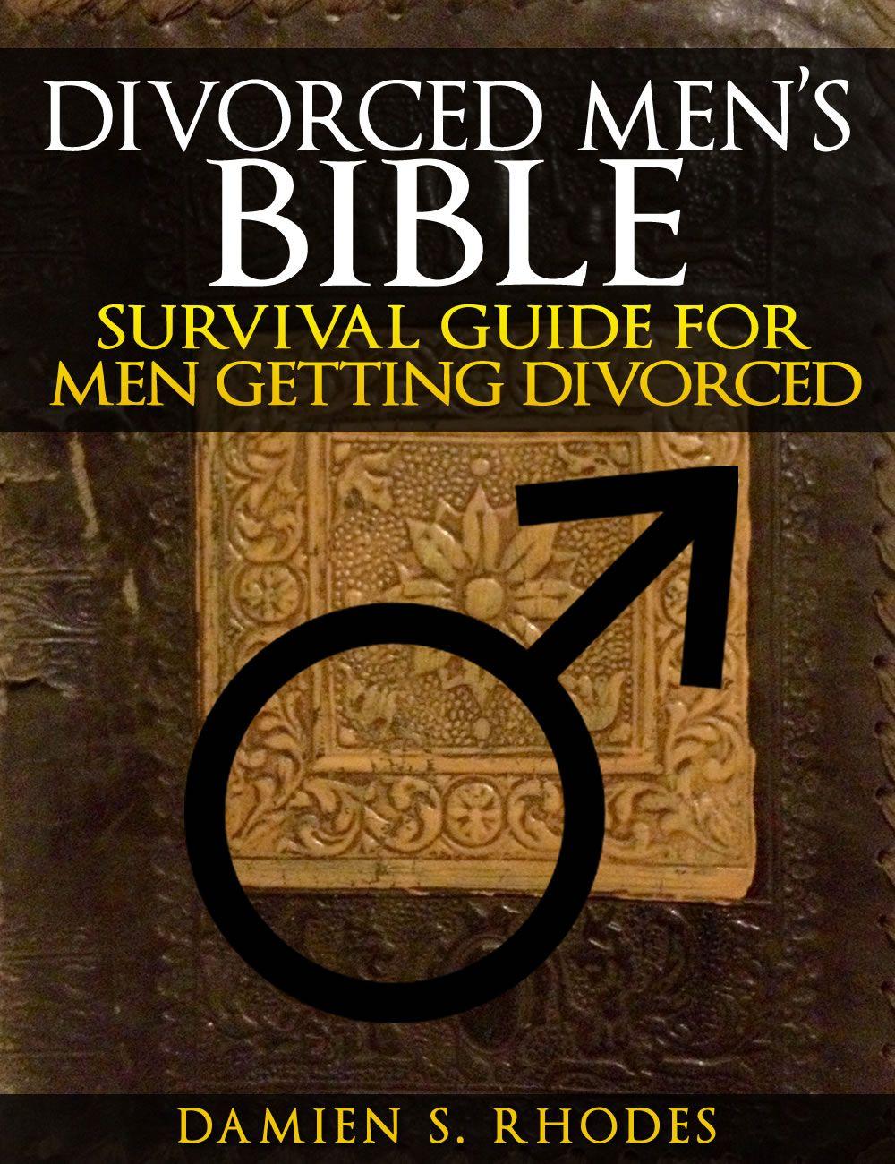 Men getting divorced