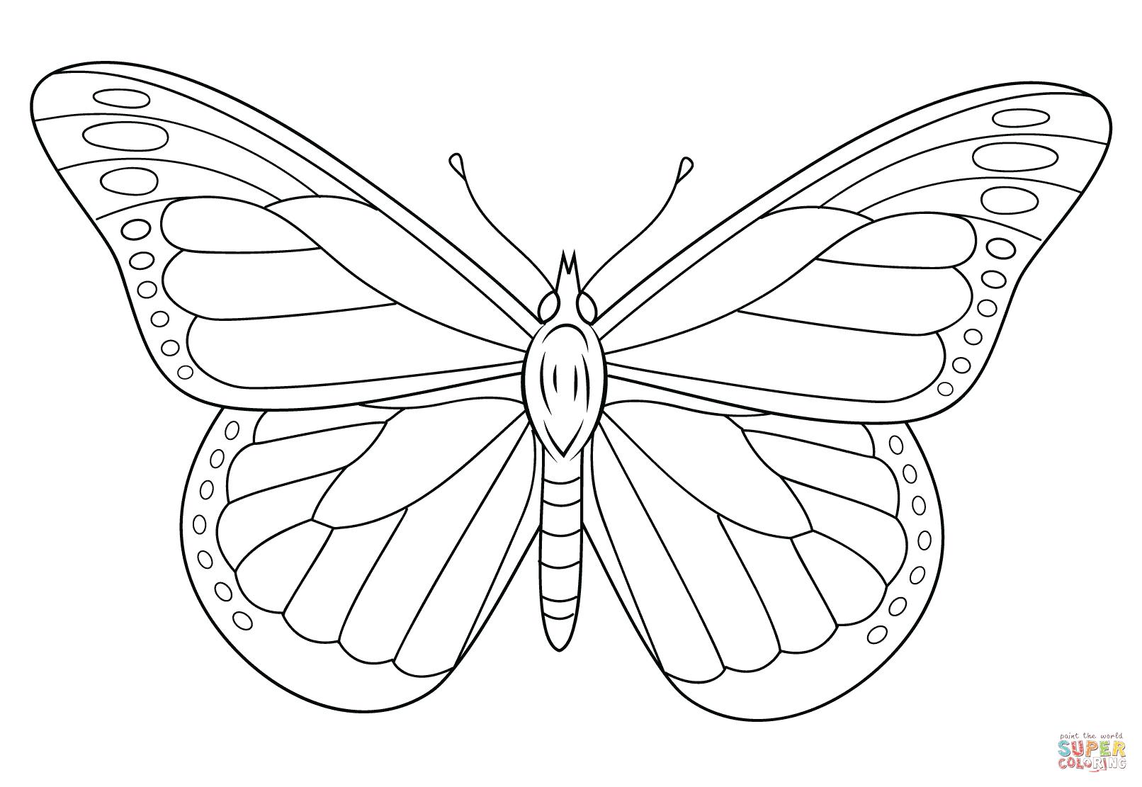 Gratis Ausmalbilder Schmetterling : Resultado De Imagen De Dibujo Mariposa Ilu Pinterest