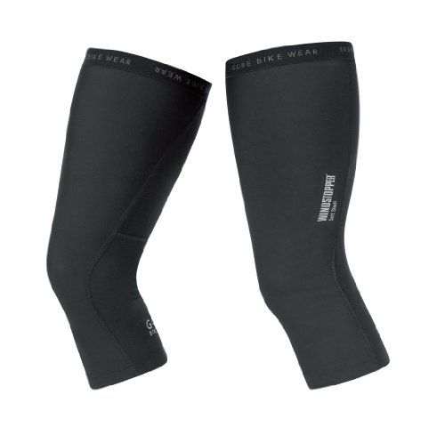 Gore Bike Wear Universal Soft Shell Knee Warmer, Black, X-Large - http://ridingjerseys.com/gore-bike-wear-universal-soft-shell-knee-warmer-black-x-large/