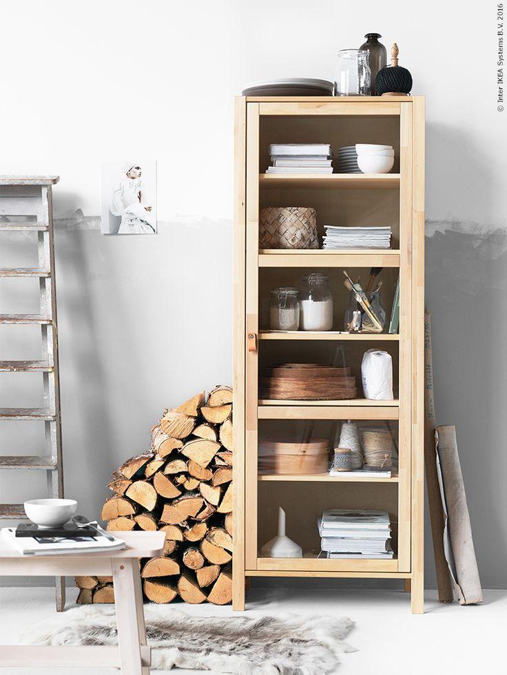 Vitrine Kast Van Ikea I N T E R I O R Home Decor