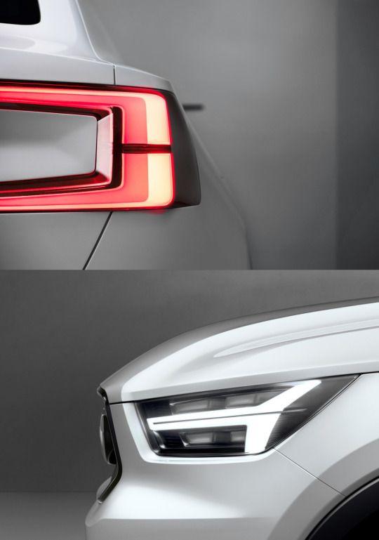 B&D Auto Sales >> converge-diverge | Detail | Volvo 40, Automotive design ...