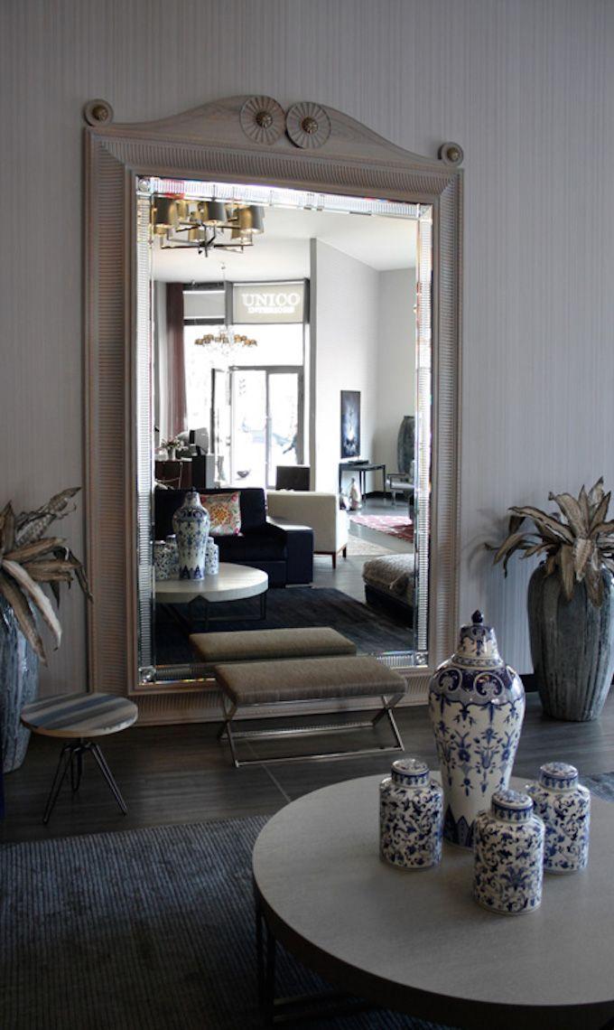 Designer Wohnen unico interiors feine designer möbel raumausstattung mirror