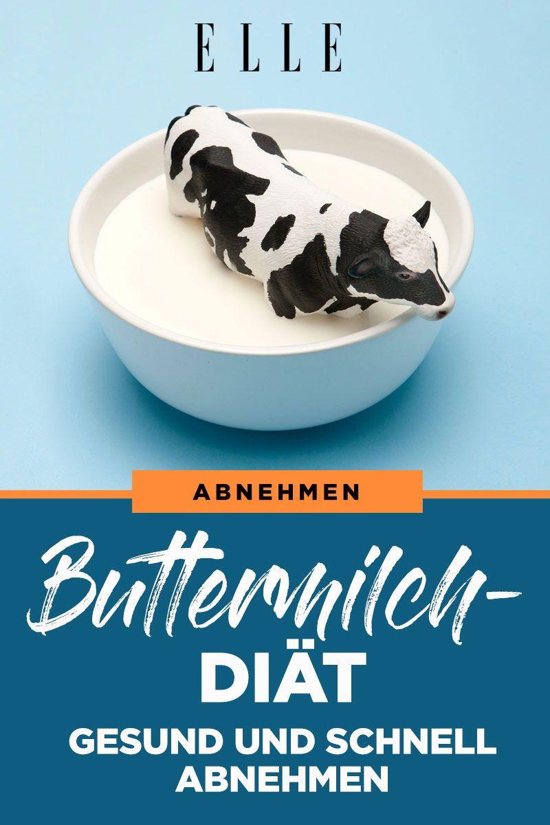 ist buttermilch gesund beim abnehmen
