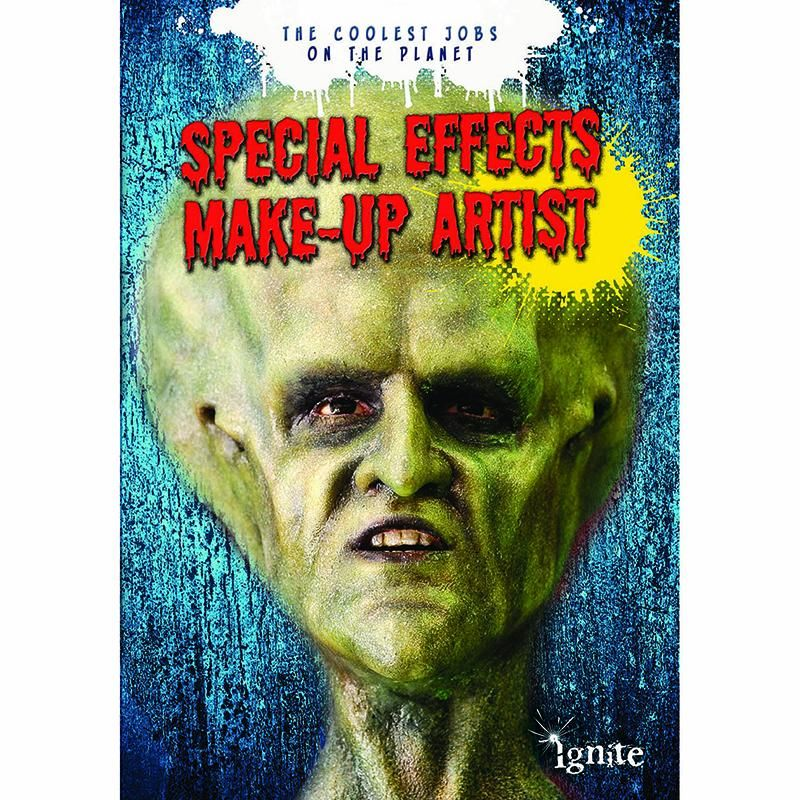 Special effects makeup artist The artist movie, Special