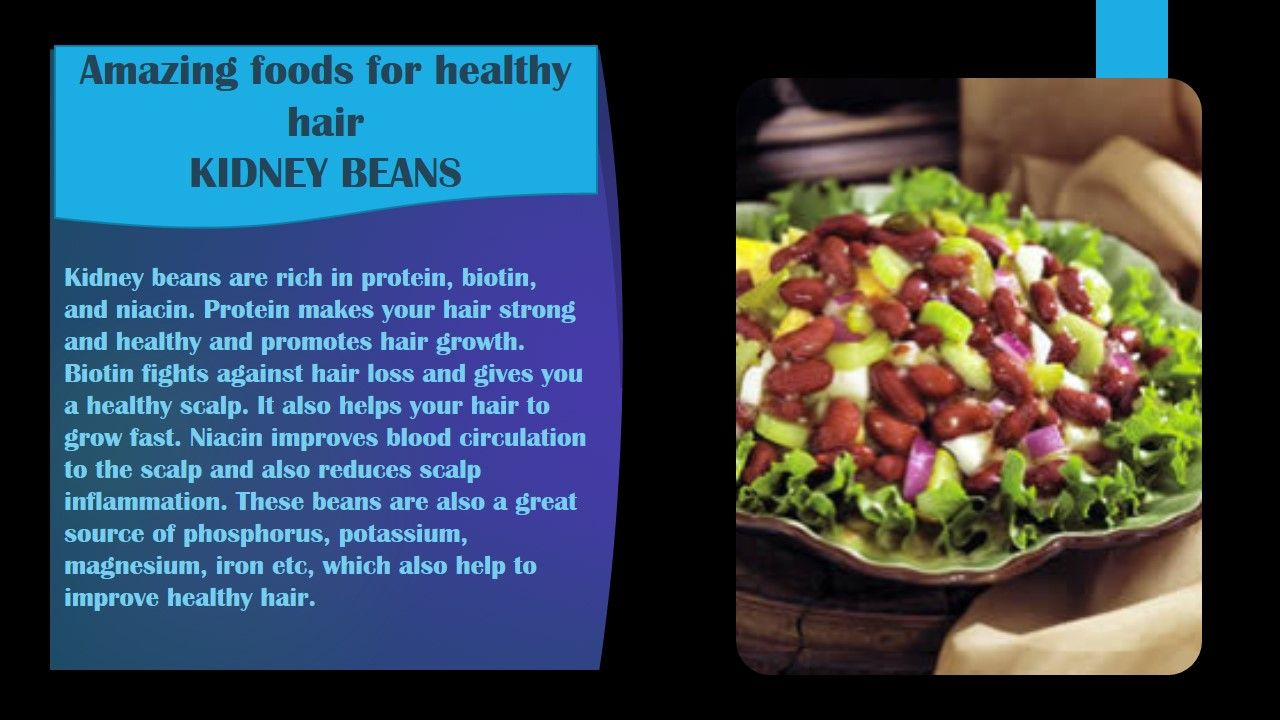 vitamins that increase blood flow to the scalp