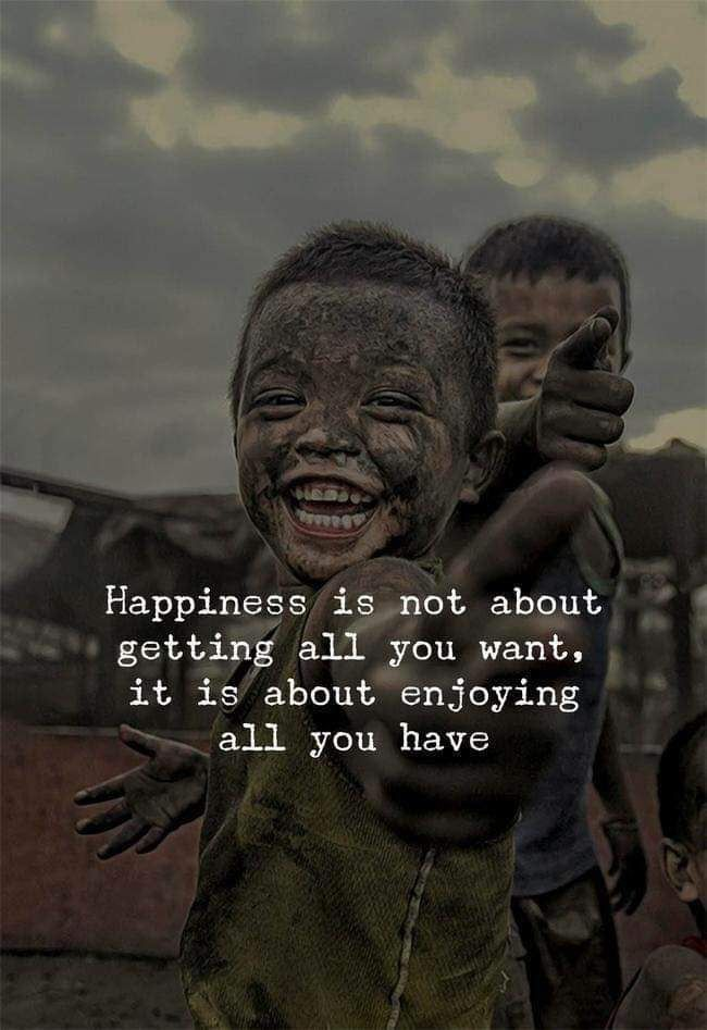 Positive Quotes : Happiness is not about getting all you want. Positive Quotes : QUOTATION – Image : Quotes Of the day – Description Happiness is not about getting all you want. Sharing is Power – Don't forget to share this quote !