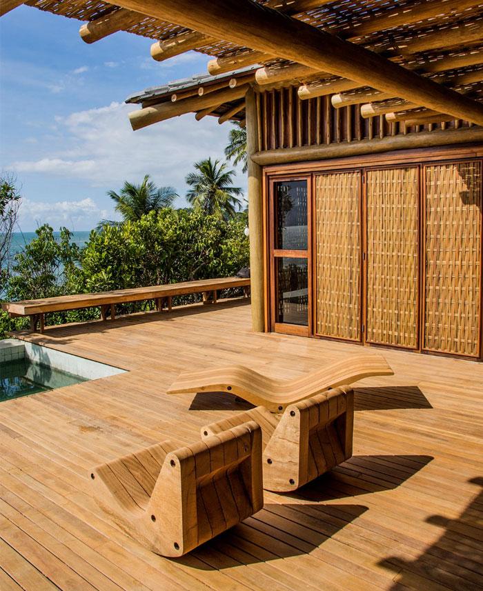 Tropical Beach House Interior: Simple Rustic Beach House Decor