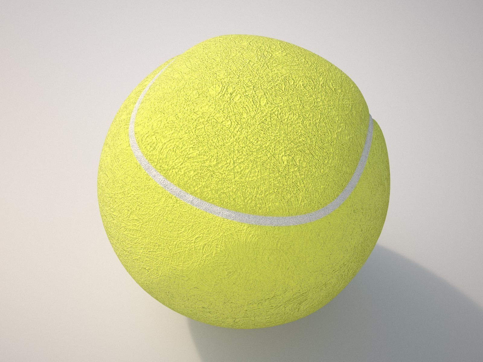 Pelota Tenis By Taa A Fuzzy Green Tennis Ball In High Definition On Openclipart Tennis Ball Tennis Ball