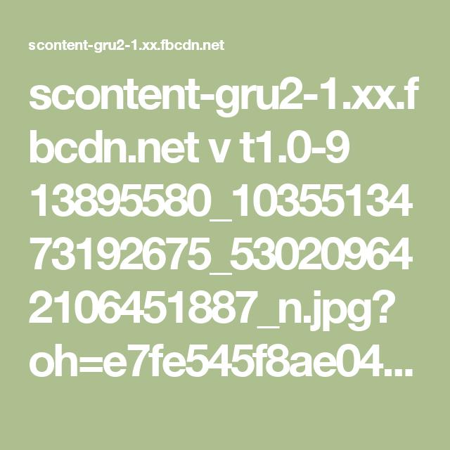 scontent-gru2-1.xx.fbcdn.net v t1.0-9 13895580_1035513473192675_530209642106451887_n.jpg?oh=e7fe545f8ae04b220701c43af3fa72cb&oe=587BC64B