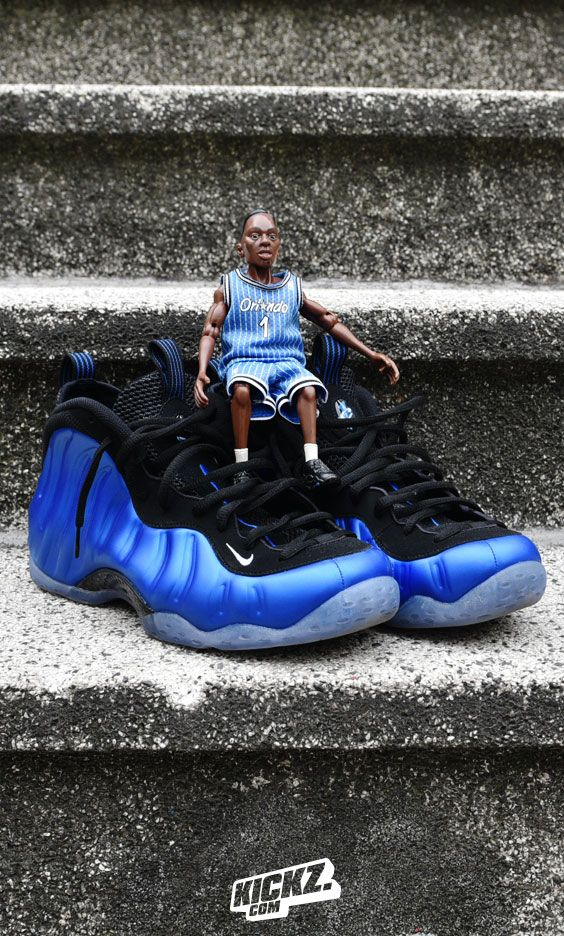 270fa887ea17 Nike Air Foamposite One XX  Royal  - Penny is still feeling them ...